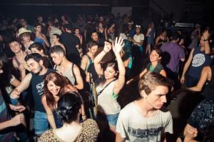 Vans-Party